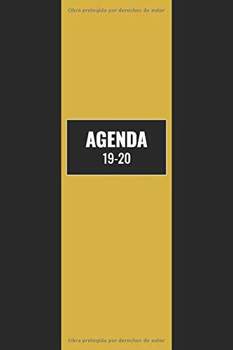 Agenda 19-20: Julio 2019 A Diciembre 2020 / 1 Semana En 2 ...