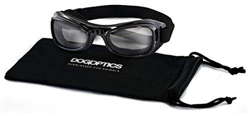 DogOptics Sonnen- und Schutzbrille für Hunde Gr. S