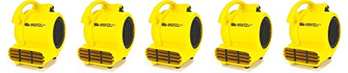 Shop-Vac 1032000 Mighty Mini Air Mover (5-(Pack))