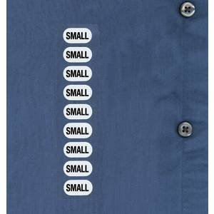 Unisex Small Size Label Case of 250