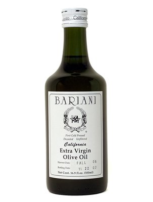 Bariani Extra Virgin Olive Oil (Case of 6- 33.8oz Bottles)