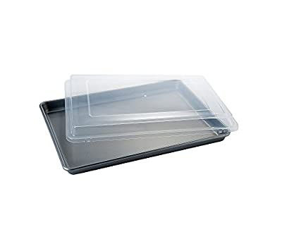 LivingQuarters Covered Jelly Roll Pan