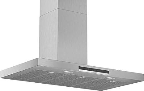 Bosch Serie 4 DWB97IM50 campana 710 m³/h De pared Acero inoxidable B: 298.43: Amazon.es: Hogar