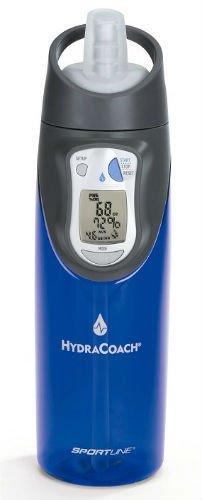 Sportline HydraCoach Intelligent Water Bottle