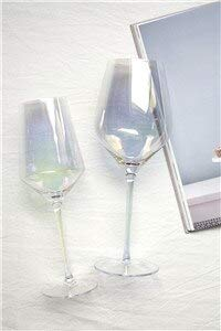 - Romantic Collection of time dream rainbow glass crystal red wine glass champagne glass wine glass wine tasting cup B
