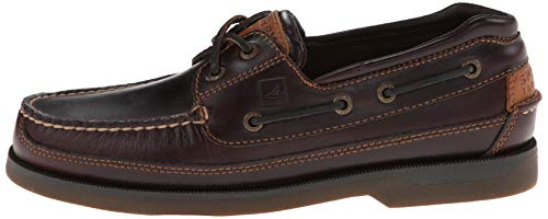 Shoe 2 Sperry Sider Amaretto 7 Boat Eye US Uomo M Top Mako HCFwgq
