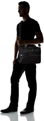 Brief Black Expandable 2 Tumi Laptop 026120 Small Alpha Screen Black xqBSp0Yw