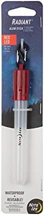 Nite Ize LED Mini Glowstick - Bright, Reusable LED Glowsticks for Compact and Powerful Illumination