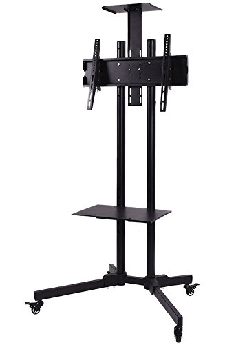 Plasma LCD LED Flat Screen Panel TV Cart Stand Mount Fits 32