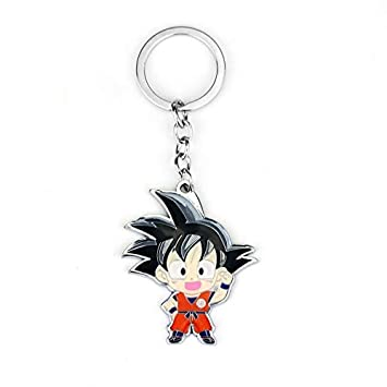 Llavero Moda Anime Encanto Goku Dragon Ball Super Llavero 3D ...