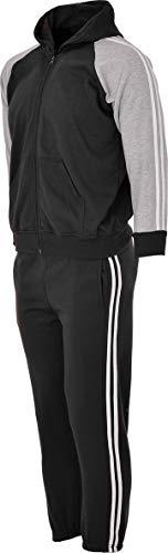 Pour 4 3 Strip nbsp;ans Jogging Taille Wear Navy Avec 11 pink Enfant Haut 12year Active Année À Jogger Capuche Et Eq7wCSx