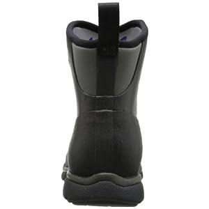 Muck Boot Men's Excursion Pro Mid Black/Gunmetal Outdoor Boot - 9 D(M) US