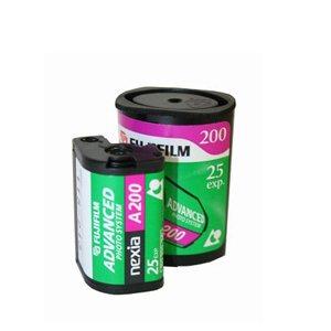 Advanced Photo System (4 Rolls Fujifilm APS 200 25 Exp Film Nexia Advanced Photo System)