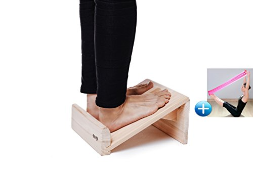 Eco Balance Calf Stretch Board made from Durable - Achilles Stretch Board
