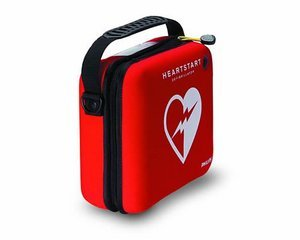 Case SLIM (Semi Rigid) for OnSite/HOME AED - M5076A