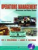 Operations Management : Strategy and Analysis, Krajewski, Lee J. and Ritzman, Larry P., 0131436643