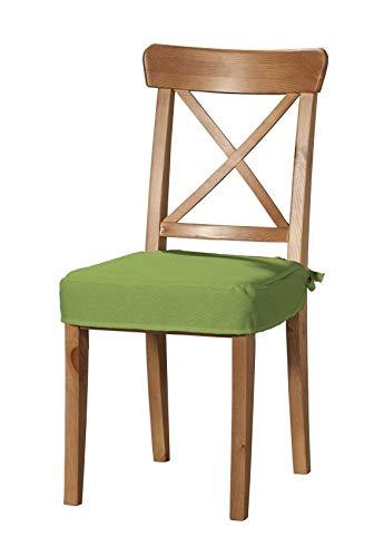 Dekoria IKEA INGOLF silla cojín para asiento, color verde: Amazon.es: Hogar