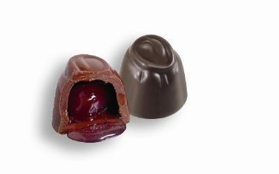 Asher Cordial Cherry (Asher's Cordial Cherries covered in Dark Chocolate 1 Lb Sugar Free)
