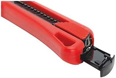 Würth 1 K Profi Cuttermesser 5 Stück 1 Packung Cuttermesserklingen