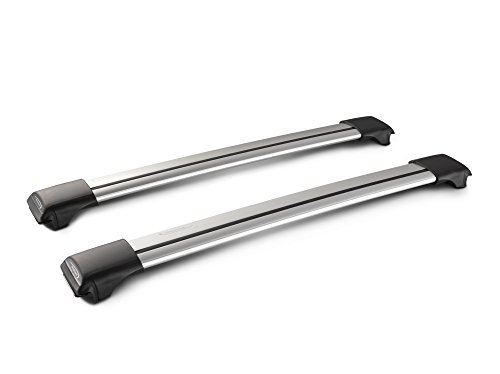 Whispbar S53 Rail Bar Roof-Rack System - 790 & 850mm, 2 Bars