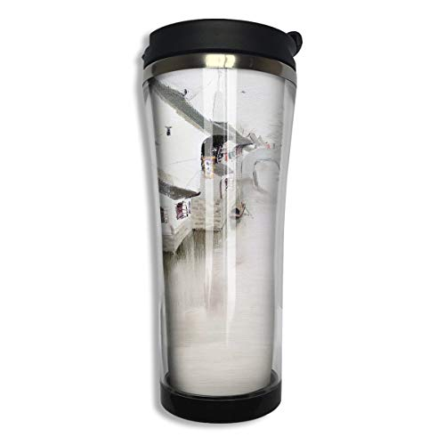 Huinn Thermos Travel Cups Travel Mug Water Towns