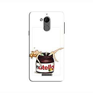Cover it up Nutty Love Hard Case for Coolpad Note 5 - Multi Color