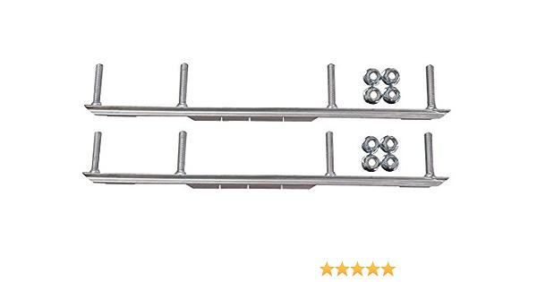 "Stud Boy Shaper Bar Polaris 800 Rush Pro S Limited Ed 2016 9/"" Carbide"