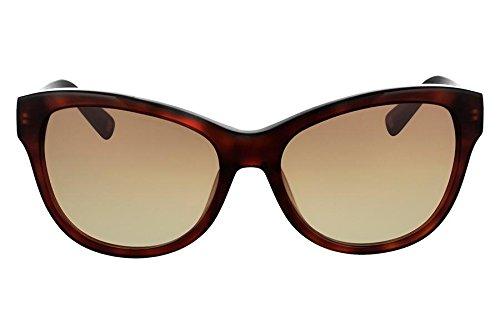 Óculos De Sol Nine West Nw583S 233/57 Tartaruga Mel