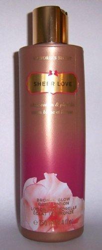 Victoria's Secret Sheer Love Bronze Glow Body Lotion ()