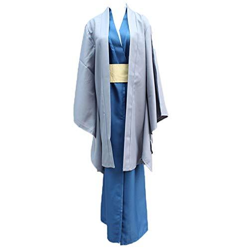 with Gintama Costumes design