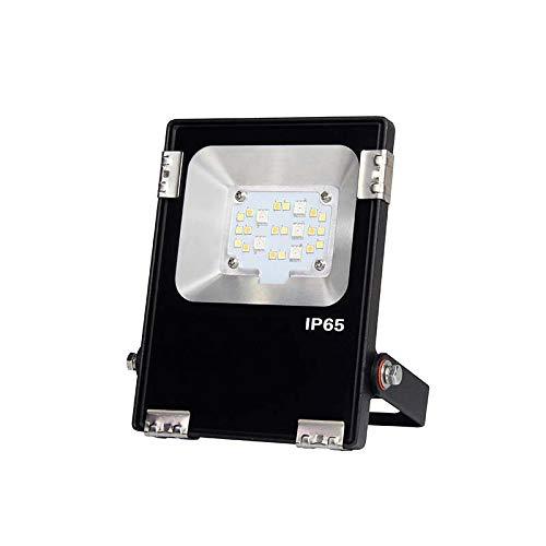 Proyector RGB+CCT Nichia Led, 10W, RF, DC24V, RGB + Blanco dual ...
