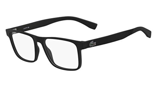Eyeglasses LACOSTE L 2817 004 MATTE BLACK
