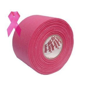 Pink Athletic Tape for Breast Cancer Awareness - 1 Roll -
