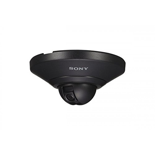 Sony Ethernet Webcam - Sony SNCDH110/B NETWORK 720P HD 1.3MP MINI DOME CAMERA POE BLACK