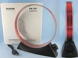 Kaito AN-100 Tunable Passive AM Radio Loop Antenna for All Brands Like Kaito,Sony,Panasonic,Grundig and More