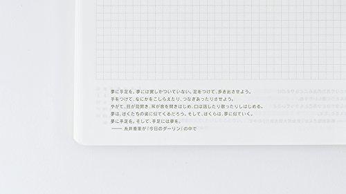 Hobonichi Techo Cousin - Liberty Fabrics: Fluttering Set (Japanese/A5/Jan 2018 Start) by Hobonichi Techo (Image #8)'