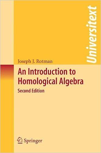 An introduction to homological algebra universitext joseph j an introduction to homological algebra universitext 2nd edition fandeluxe Choice Image