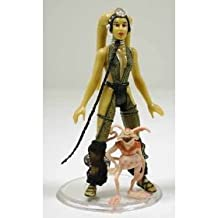 Kenner Star Wars Power of the Force Fan Club Exclusive Oola and Salacious Crumb Acti...