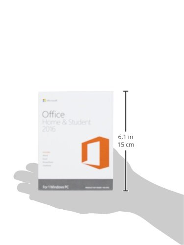 Microsoft Office 2016 Home & Student by Microsoft (Image #6)