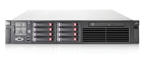 533915001 - HP ProLiant DL385 G5p Server 2 x Opteron 2.90 GHz - 4 GB DDR2 SDRAM - Serial Attached SCSI RAID Controller - Rack