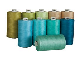 Connecting Threads 100% Cotton Thread Sets - 1200 Yard Spools (Old Glory - set of 5) 21266