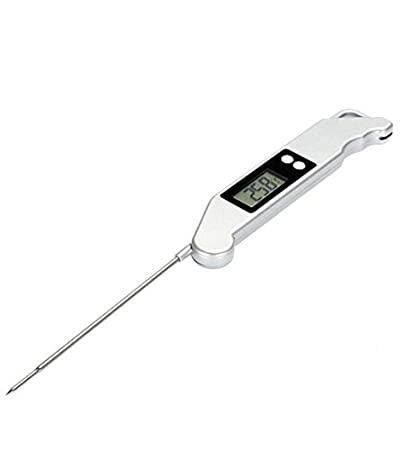Probe Digital Display TermóMetro ElectróNico TermóMetro De Alta PrecisióN Para Alimentos BañO De Bebé TermóMetro De
