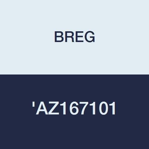 Extended BREG AZ167101 Kit Left Medial//Right Lateral Hi Activity Athletic Pad Z-12