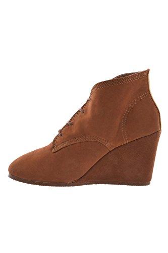 chaussures ville eleven paris lanalea marron