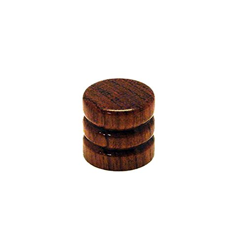 ant-hill-music-wooden-guitar-knob-root-beer-barrel-style-classic-oak-pattern