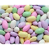 Jordan Almonds - Pastel Coated Easter Candy (5 Pounds)