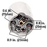 Electrical Starters - Sockets 8403C-1 Medium (Case of 200)