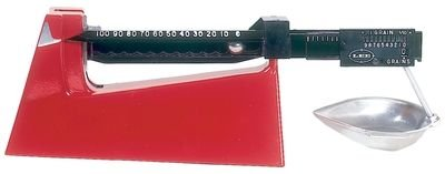 Review Lee Precision Safety Scale Red