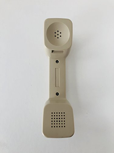 Beige Handset (The VoIP Lounge Replacement Ash Beige Handset for Comdial Executech 6000 & Digitech 7700 Series Phone 6414 6614 6620 6622 6714 7700 7714)