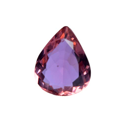 Fabulous Color Changing Alexandrite 28.00 Ct Alexandrite Faceted Pear Alexandrite Gemstone